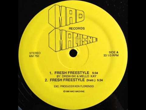 Drew Ski Mello Kay Fresh Freestyle Party Pooper
