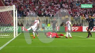 Perú vs. Nueva Zelanda: La gran parada de Stefan Marinovic que evitó el 2 - 0