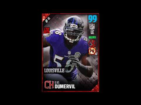 Madden 17 Elvis Dumervil Hype video and Giveaway Winner Announced!