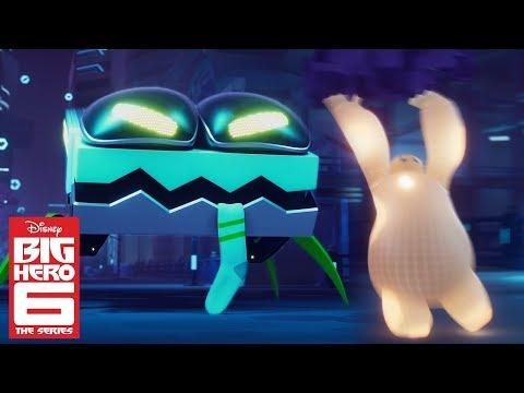 Baymax Dreams of Bed Bugs | Big Hero 6 | Disney Channel