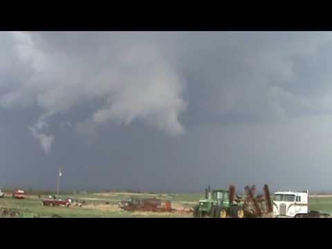 Roger Mills County Oklahoma Chase, 4/25/09