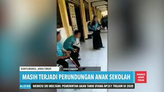 Viral Perundungan Anak SMP di Banyuwangi | REDAKSI PAGI (18/08/19)