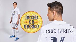 Hecho en México: Chicharito llega al L.A. Galaxy