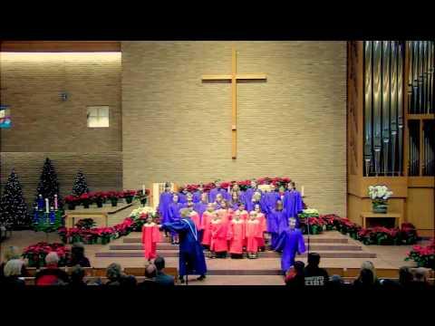 Dec. 24, 2016 Children's Christmas Worship