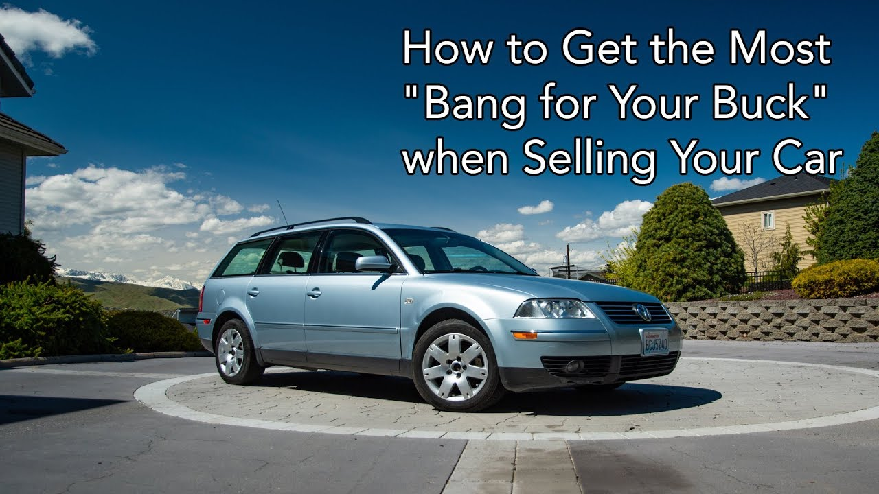 How To Get The Most Bang For Your Buck When Ing Car Tom S Garage Fix