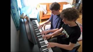 Living on a Prayer - Bon Jovi - (Piano cover)