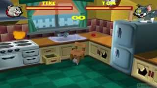 Tom & Jerry Fists of Fury   Walkthrough PC HD 720P part 4   Tyke