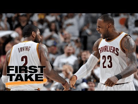 Is LeBron James To Blame For Kyrie Irving Trade Request? | First Take | ESPN