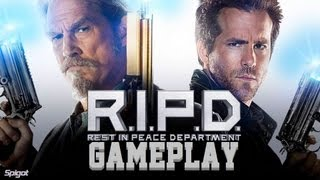 R.I.P.D.: The Game GamePlay on PC Max Graphics [1080p]