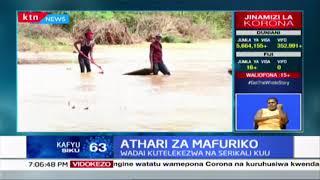 Athari za Mafuriko: Kaunti 33 zaathirika na Mafuriko, watu 285 wamefariki nchini