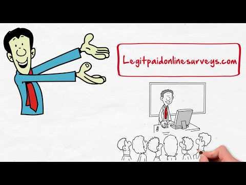 450 Legitimate Paid Survey Sites | Legitpaidonlinesurveys.com