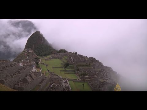 أشهر آثار البيرو ثلاثية الأبعاد على غوغل