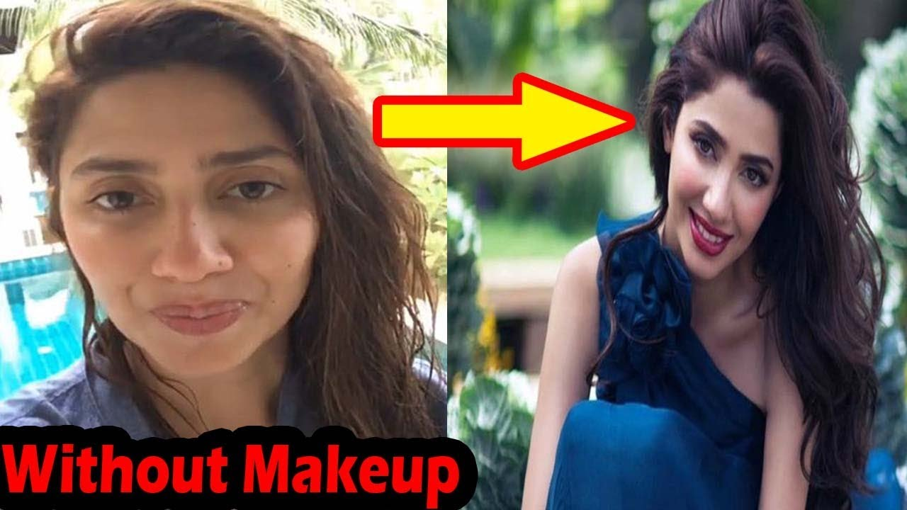 pakistani actresses with & without makeup - looking ugly