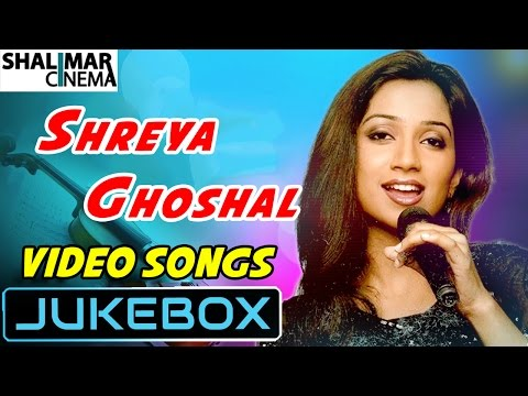 Shreya Ghoshal Telugu Latest Hit Video Songs || Jukebox || Shreya Ghoshal Songs || Shalimarcinema