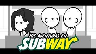 Sup'wey (Subway)   Animación