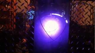 Fusor First Light and Meltdown