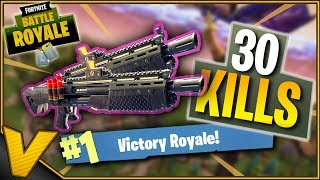 30 KILLS I SQUAD GAME & DOUBLE SHOTTY :: Dansk Fortnite (Squad)