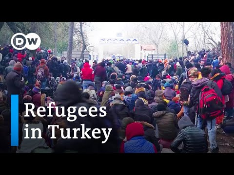 Turkey Uses Refugees As Political Pawns   Focus On Europe