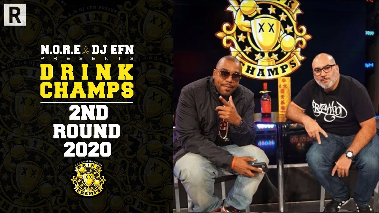 Never Before Seen Moments with Charlamagne Tha God, Swizz Beatz, Timbaland & More | Drink Champs