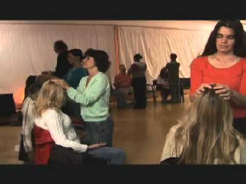 Deeksha aus München in Jeet tv  World Oneness Community a