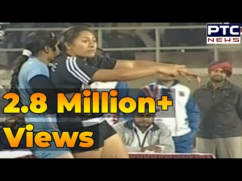India vs New Zealand  Women's Final  Pearls 4th World Cup Kabaddi Punjab 2013