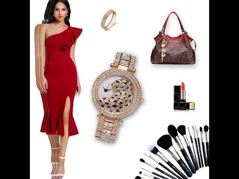 Luxury Quartz Crystal Diamond Leopard Women Gold Watch