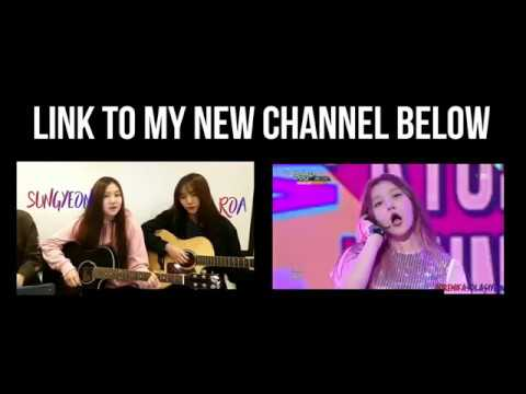NEW CHANNEL LINK BELOW (pristin playing instruments + we like stage mix)