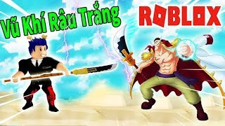 Roblox-Usopp Island buy weapons My Old Bisento ending | Steve's one piece