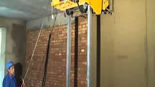 Automatic Plastering Machine for Wall Thumbnail