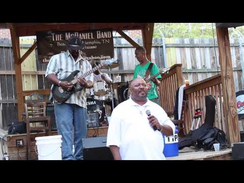 The Chris McDaniel Band On Beale  04/19/14