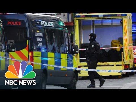 U.K. Prime Minister Praises Bystanders Who Intervened In London Bridge Stabbings | NBC News