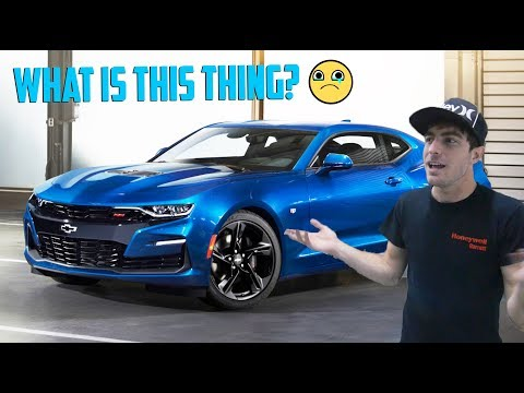 The 2019 Camaro is a DISASTER