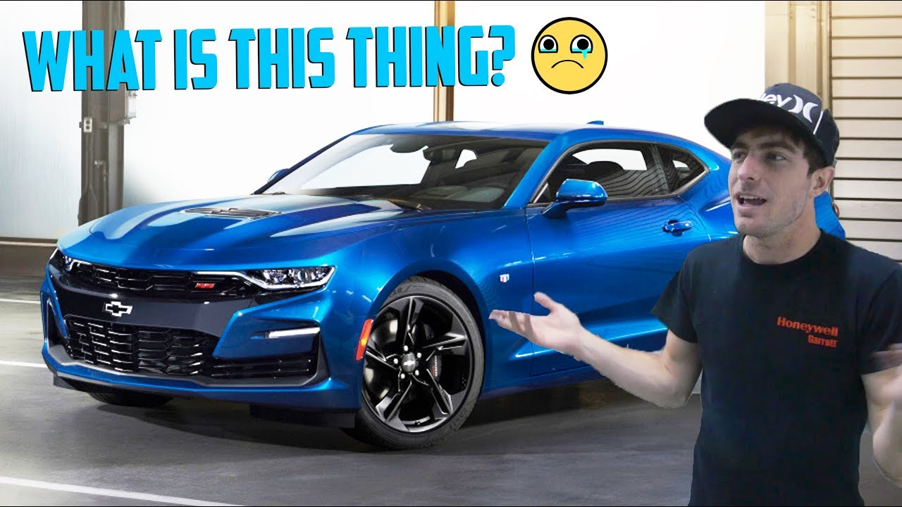The 2019 Camaro Is A Disaster Youtube