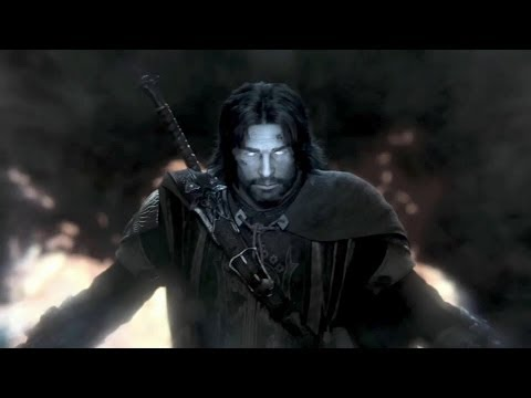 Middle-earth: Shadow of Mordor Cinematic Trailer (Lord of the Rings)