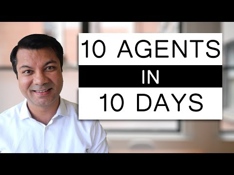 Recruit 10 Agents In 10 Days - 6 Top Tips [ HINDI ]