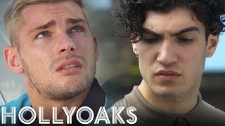Ste Asks Jed For Help | Hollyoaks