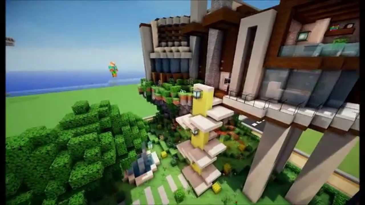 Maisons des abonnés ! avec Chobou - YouTube