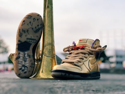 What a wonderful world: Nike SB
