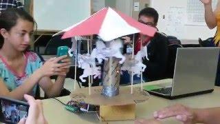 Upward Bound Robotics: Students Teaching Students