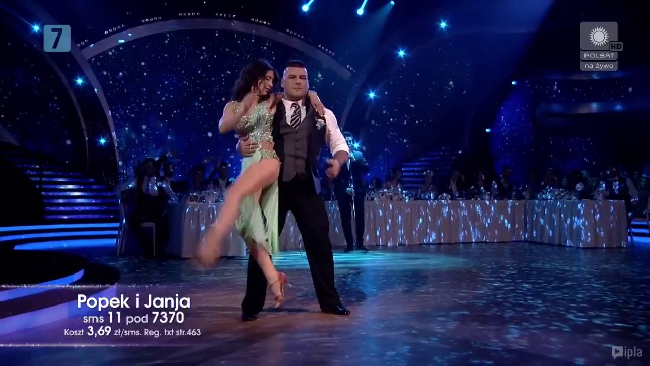 Dancing With The Stars. Taniec z gwiazdami 8 – Odcinek 3 – Popek i Janja