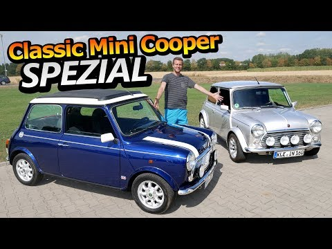 Das GROE MINI Spezial: Mini Coopers Classic mit Leistungssteigerung! Fahr doch