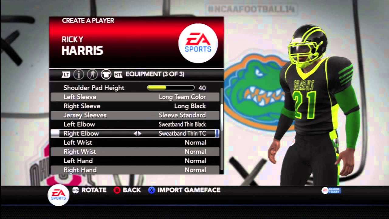 Ncaa 14 rtg not working — photo 2