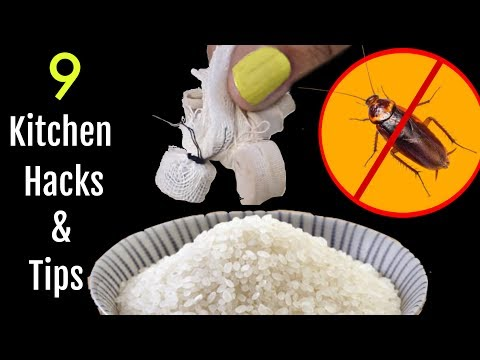 9 Very Useful Kitchen Tips and Tricks | MOST IMPORTANT  | CookWithNisha