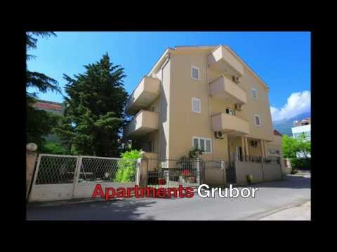 Apartments Grubor Budva - Montenegro