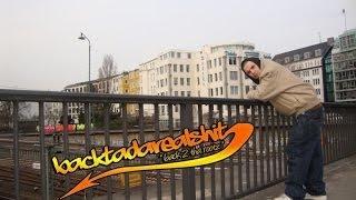 """NIKO GEE präsentiert """"BACKTADAREALSHIT"""" - ZEILEN DES TODES [2012]"""