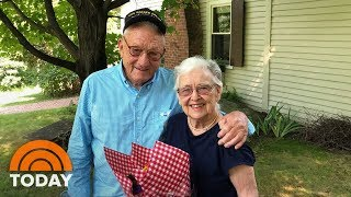 Watch A World War II Veteran Reunite With His Pen Pal From 70 Years Ago | TODAY