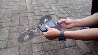 cara membuat mobil  tenaga surya sendiri,sangat mudah