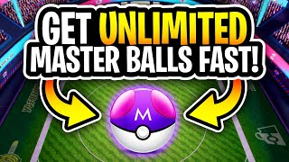 The Fastest Way To Get Master Balls In Pokemon Sword and Shield!