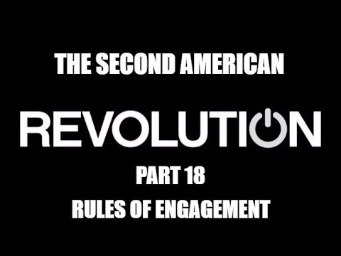 The Revolution Series Part 18 - What Will Rules Of Engagement Be In A Post Revolution