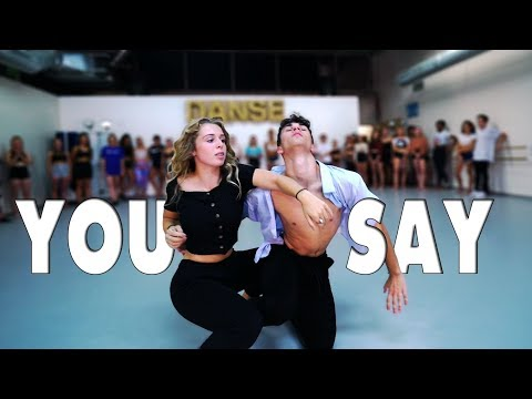Lagu Video You Say - Lauren Daigle  | Contemporary Dance| Choreography Sabrina Lonis Terbaru